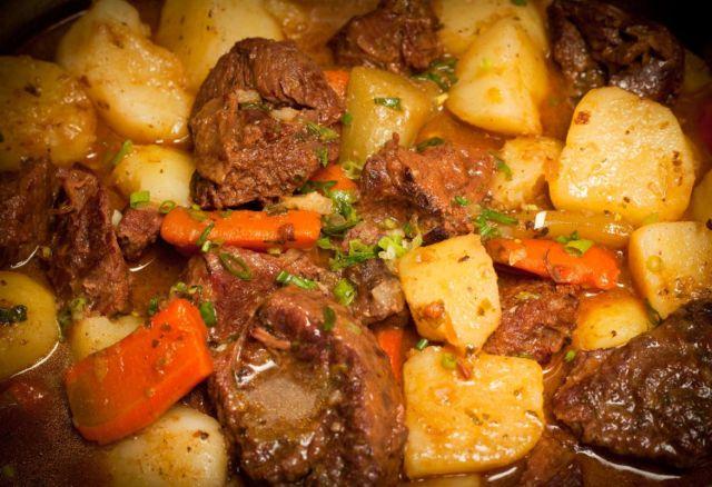 Оригинальные блюда из говядины с фото