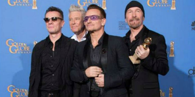U2 doa dinheiro de nova música para luta contra Aids