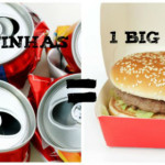 McDonald's troca latinhas por lanches