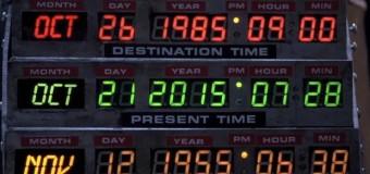 21 de Outubro – De Volta Para o Futuro II: as previsões que estavam certas ou erradas para 2015