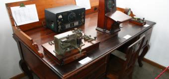 Museu Ferroviário estará aberto neste domingo (18)
