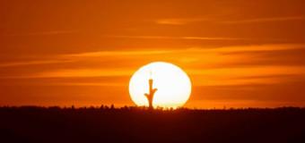 Video mostra o nascer do sol em 10 segundos
