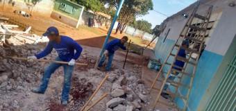 Presos são colocados para trabalhar e reformar escolas em Campo Grande