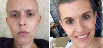 Mãe com câncer raro melhora após tratamento experimental