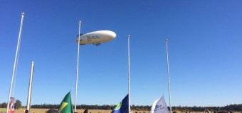 Airship Brasil lança primeiro dirigível tripulado produzido na América Latina