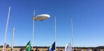 Airship-dirigível