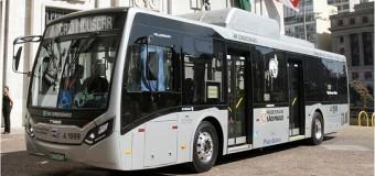 Primeiro ônibus elétrico a baterias produzido no Brasil circulará em São Paulo